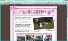 Are you planning a wedding in the Smoky Mountains?  Visit www.asmokieswedding.com to find fantastic vendors for all wedding services!
