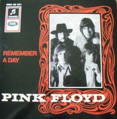 PINK FLOYD Remember a day Live Rome 68 RARE LP