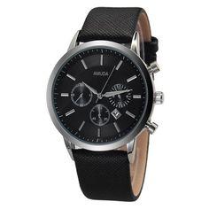 Quartz Watches Provided New Orkina Casual Men Watches Brand Luxury Mesh Strap Man Dress Wrist Watch Male Sport Quartz-watch Clocks Relogio Masculino Numerous In Variety