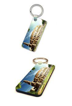 Desde 6,95€ Llaveros madera rectangular panorámico personalizados con foto #llaveros #llaverospersonalizados #llaveroconfoto