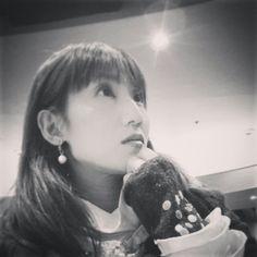 いつも私の左手には水玉陣羽織。  仙台分が足りない。 瑞鳳殿に行きたい。 政宗公に逢いに行きたい。 #masamune #sendai