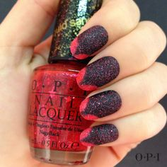 Twitter / OPI_PRODUCTS: Here is a #LiquidSand mani ...