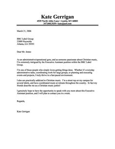 sample cover letter for esthetician