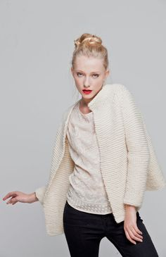 Martina Cardigan - Buy Wool, Needles & Yarn Cardigans - Buy Wool, Needles & Yarn Knitting kits | WE ARE KNITTERS