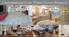 Congratulations to our Facebook Photo Contest Grand Prize Winners!! #tile