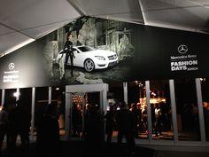 Mercedes Fashion Days 2012