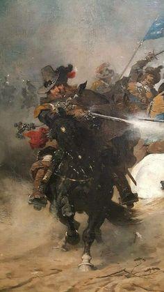 Thirty Years' War, Geek Gear, Military History, 17th Century, 30 Years, Warfare, Renaissance, Medieval, France