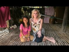 This spring, WV ambassador Linda Barker visited Cambodia, and was incredibly moved by the people and projects she saw there.