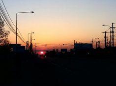 #sunrise #morning #road #myphoto📷❤ My Photos, Sunrise, Celestial, Photography, Outdoor, Outdoors, Photograph, Fotografie, Photoshoot