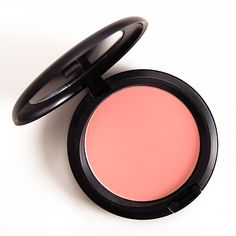 MAC Alpha Girl Beauty Powder, sheer, but I love it over blush, tops of cheek bones, nose, etc.