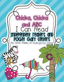 """Chalk Talk: A Kindergarten Blog: The Daily Five: """"Just Right"""" Books"""