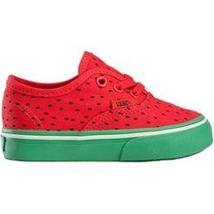 Vans Toddler Watermelon Shoes