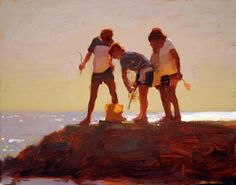 Scottsdale Artists School | Oil Painting: Quick Sketch | Online Registration
