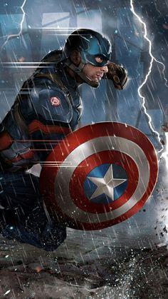 Captain America Civil War Captain America - Official Poster Plus dcf4b7ce688