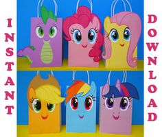 Hey, I found this really awesome Etsy listing at https://www.etsy.com/listing/488694271/printable-my-little-pony-party-favor