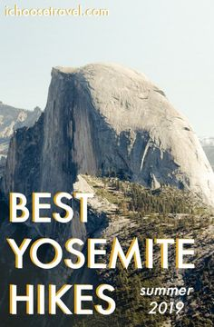 Looking for the best hikes in Yosemite National Park? Here are four I personally recommend. hiking diy, hiking snacks, hiking beginner for the best hikes in Yosemite National Park? Here are four I personally recommend. Yosemite Falls, Travel Yosemite, Yosemite Hiking, Yosemite Sam, National Parks Usa, Best Hikes, Hiking Trails, Hiking Usa, Hiking Tent