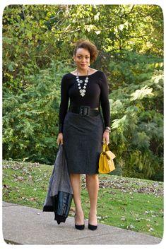 Review: Closet Case Patterns | Nettie Bodysuit! | Erica B.'s - D.I.Y. Style!, V1092 skirt