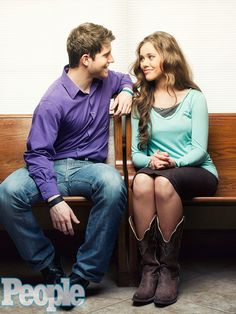 Jessa Duggar on Her Courtship: 'Ben and I Want a Big Family' - Jessa Duggar, Jill Duggar, Jim Bob Duggar, Michelle Duggar : People.com/ Very Cute Couple**** Gail Robison-Nichols