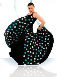 Trajes baile flamenco