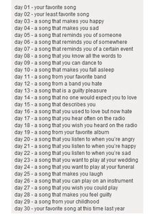 Comment down below for day 1. And we will keep doing this till day 30. Or you can just message me