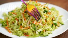 Fresco, Salad Recipes, Healthy Recipes, Sauces, Cabbage Salad, Soup, Vegetables, Cooking, Youtube