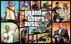Grand Theft Auto V coming to PS4, Xbox One and PC this Fall
