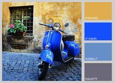 Paleta de colores (IV) - Colour Palettes