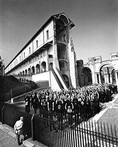 Helmut Newton, Castello di Rivoli. Turin 1998 © Helmut Newton Estate | Artribune