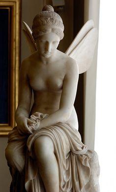 Pietro Tenerani 1789/1869. Psyche Abandoned (Galleria d'Arte Moderna)