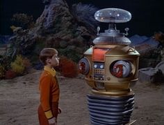 Robot B9 , Lost in Space
