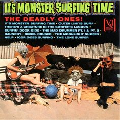 Best Halloween themed record cover...