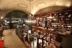 Bookstore May Have to Flee the Wrecking Ball, Again: Rizzoli's, on 31 West 57th Street near Fifth Avenue, is in danger of being demolished. I bought so many costume and fashion books from them in the early 90s.