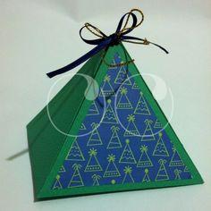 Caja Pirámide.!!