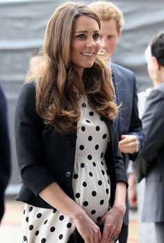 Duchess Kate, at a wedding in Oxfordshire