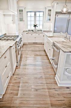 1 eucalyptus hardwood floors kitchen decor