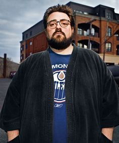 """Kevin Smith: """"The only thing of value I have in this life is my ability to tell a story, whether in print, orating, writing it down or having people acting it out. That's why I'm always hoping society never collapses because the first ones to go will be entertainers."""""""