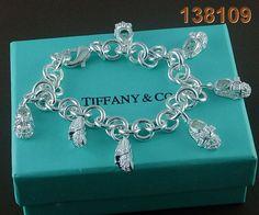 Tiffany & Co Bracelet outlet 138109 Tiffany jewelry   under $20.00