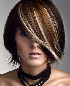nice 50 Идей мелирования на короткие волосы в 2016 году (фото)