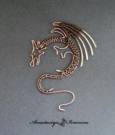 Excellent as a scarf pin, necklace or if using larger gauge wire. as a wall decoration. Excellent as a scarf pin, necklace or if using larger gauge wire. as a wall decoration. Wire Pendant, Wire Wrapped Pendant, Wire Wrapped Jewelry, Wire Jewelry Designs, Jewelry Crafts, Copper Jewelry, Beaded Jewelry, Copper Wire, Handmade Jewelry