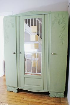 Painted Furniture, Locker Storage, Shabby Chic, Bedroom, Simple, Impression, Inspiration, Barbecue, Garage