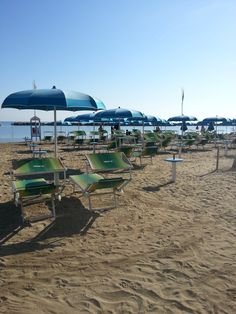 Settembre - Hotel COLA direttamente sul mare - Direkt am Meer - Right to the sea Am Meer