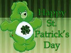Happy St. Patrick's Day (Care Bear)