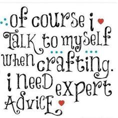 Expert Crafting Advice