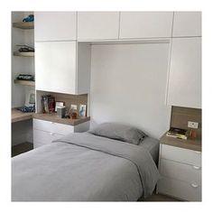 'Tween' room perfection @ninamayainteriors @ispacesolutions @customconstruction @sheridanaustralia @sonos @sleepingduckhq #petalumahouserenovation #interiordesign #ninamayainteriors #ispacesolutions