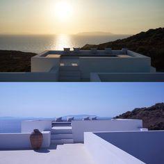 House in Folegandros www.abstrakt-architecture.com