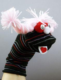 Maňásek ponožkáček Pipi č.865 http://www.fler.cz/emilly-emm-2