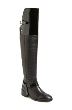 Over the knee riding boots. | @nordstrom #nordstrom