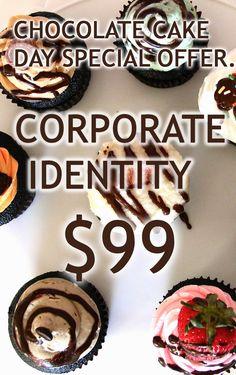 Corporate Identity at $99