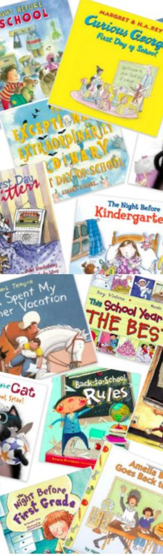 Looking for back to school ideas to make it more fun and ease the jitters? See this post on 12 Back to School books to read for your kids, ages 4 to 9. You'll find some familiar books as well as some new books worth reading to help out at home.