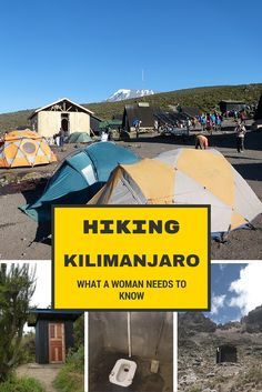 What's the most important thing to consider when hiking Kilimanjaro?